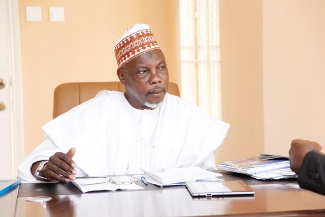 Chairman, Board of Trustee of the President Buhari's Campaign Organization, Kabir Nakaura
