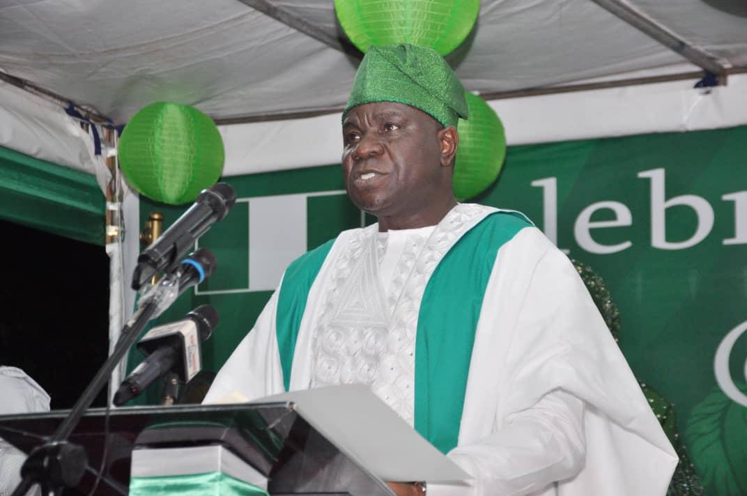 Nigerian High Commissioner to Ghana, Ambassador Olufemi Michael Abikoye,