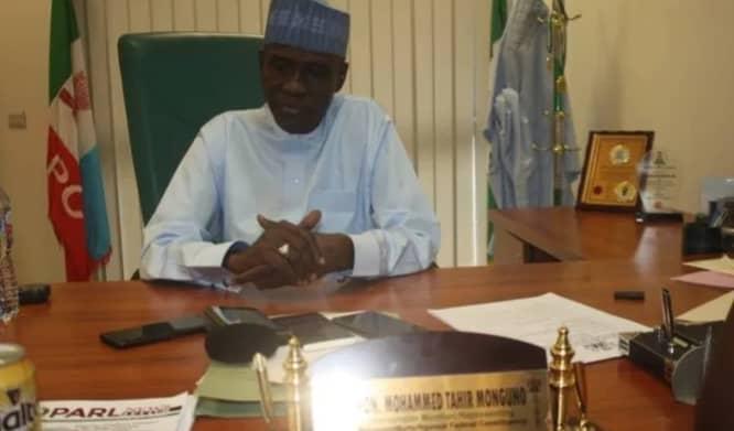 House of reps Hon.Mohmmed Tahir Moguno,member representing Monguno/marte/nganzai federal constituency in Borno state
