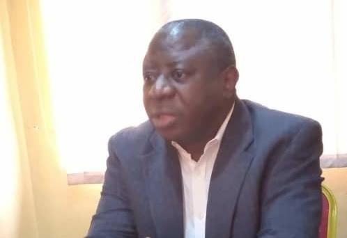 Dr Seidu Bello a Consultant Maxillofacial-