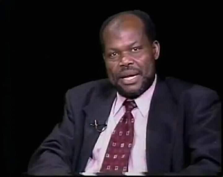 Professor Gabriel Oyibo