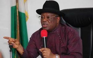 Ebonyi State Governor Umahi
