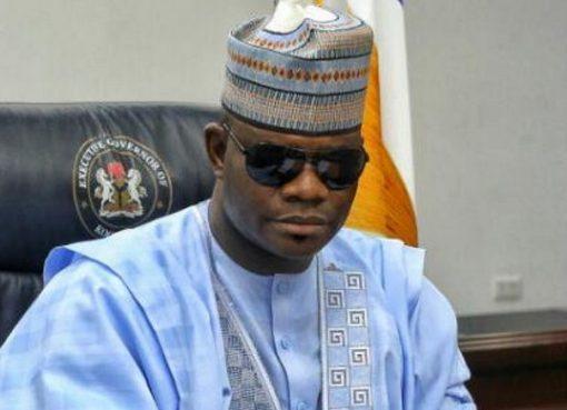 Kogi State, Governor Yahaya Bello