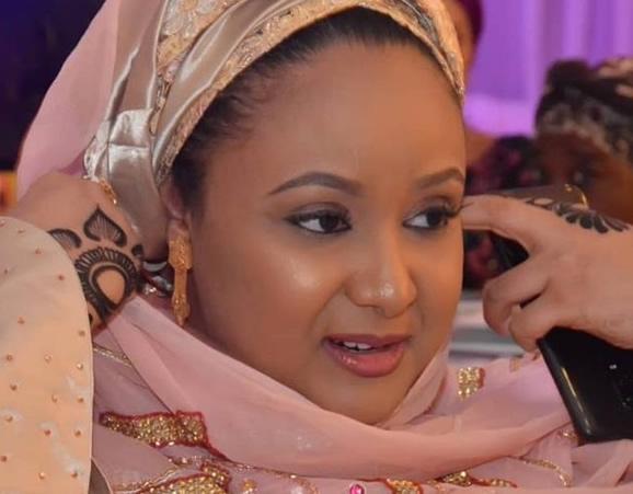 Wife of Zamfara Governor, Hajiya Balkisu Bello-Matawalle