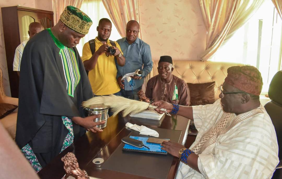 Attah Igala tasks Citizens on Community Development
