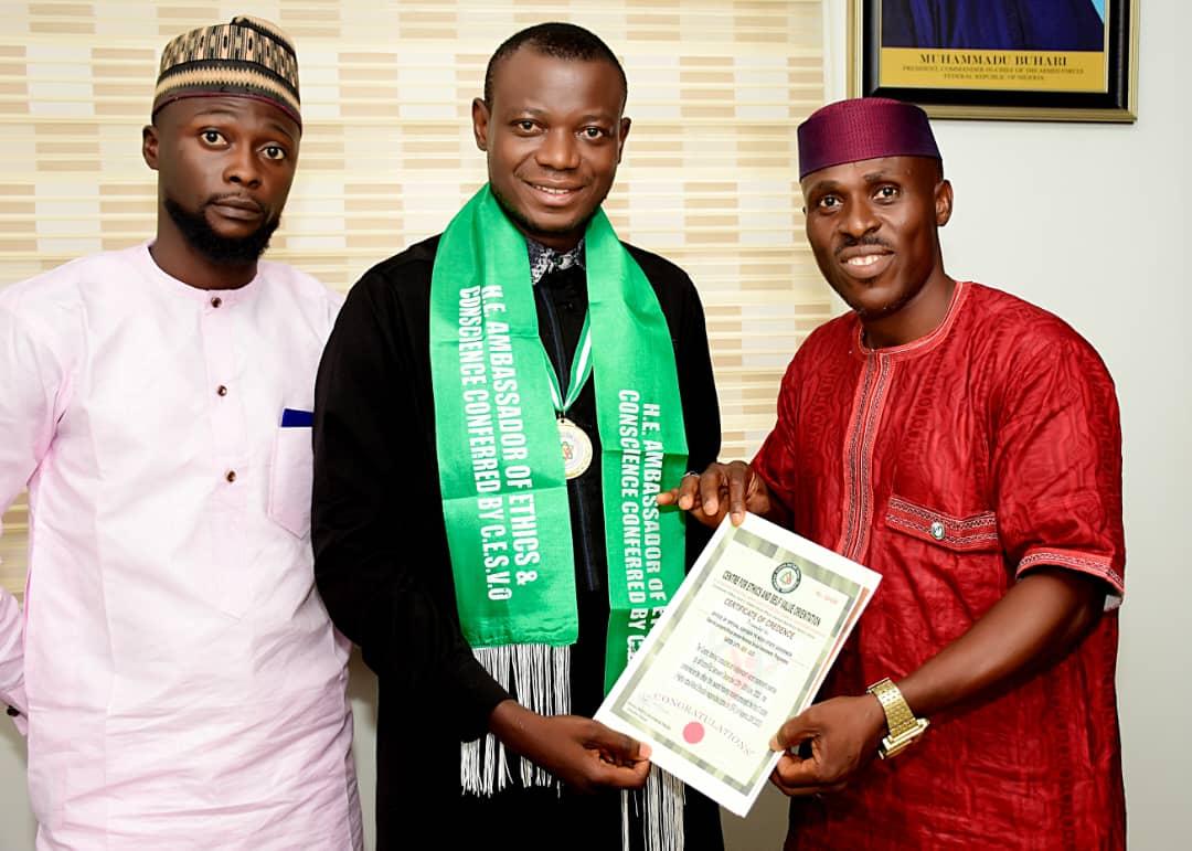 ICDA Honours Okpanachi, 23 Others With Awards