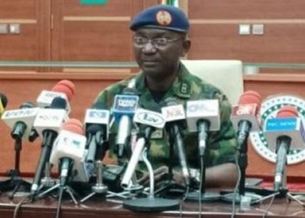 Defence Media Operations Major General John Enenche