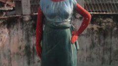 Inikpi Statue in Idah, Kogi State
